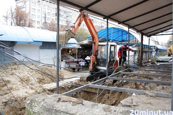 Воду мешканцям на Київській включили, але проблему з трубою не вирішили