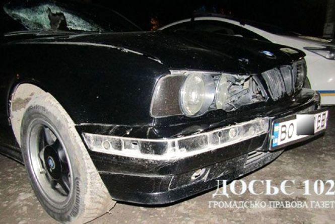 """Стало відомо, кого на """"Східному"""" на смерть збив водій BMW"""