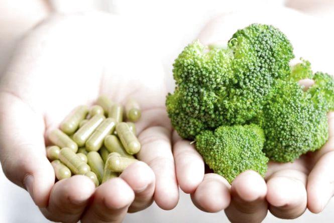 Кращі для людини натуральні вітаміни, вважають тернопільські медики