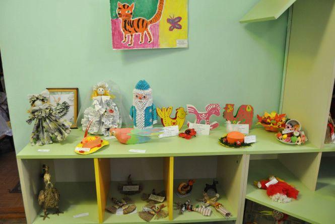 У Тернополі – виставка-конкурс «Національна іграшка руками дитини»
