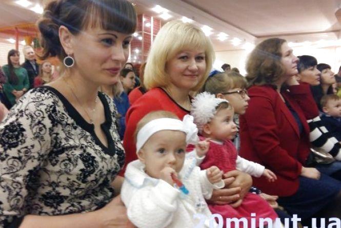 На підтримку діток-«поспішайок» Тернопіль засяє фіолетовим