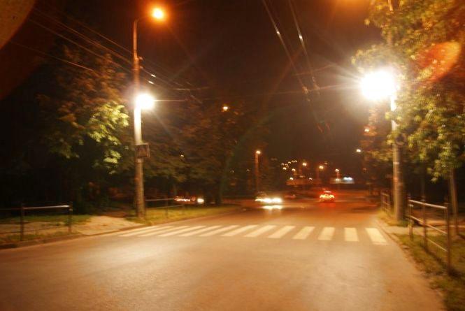 У Тернополі влаштували додаткове освітлення на 50-ти пішохідних переходах