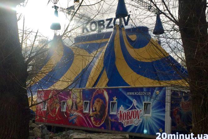 Цирк зливав нечистоти в став, - кажуть активісти. У парку запевняють, що такого не було