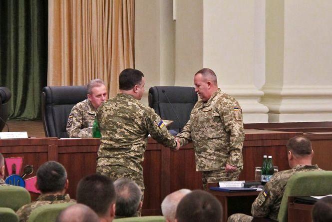 В Міністерстві визначили, хто стане новим комісаром обласного військкомату