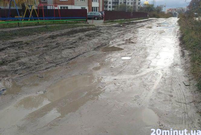 """""""В Тернополі дорога гірша, ніж в забитому селі"""", - скаржаться тернополяни"""