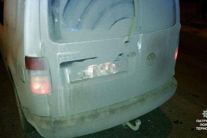 """На """"Східному"""" п'яний водій на автомобілі Volkswagen влетів у Hyundai"""
