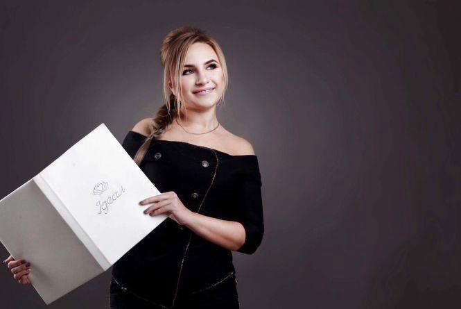 Тернополянка розпочала бізнес з мрії про ідеальне весілля