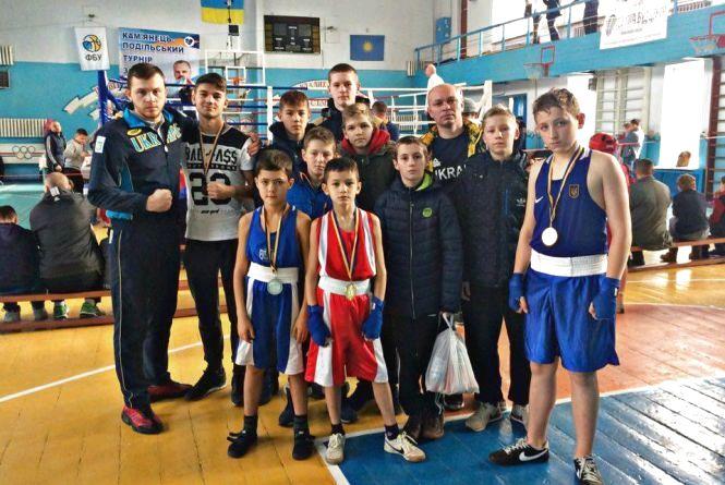 Тернополяни стали призерами Всеукраїнського турніру з боксу