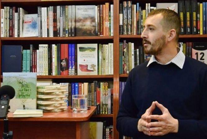Василь Карп'юк розкаже про свої стосунки з Богом і життя серед гір