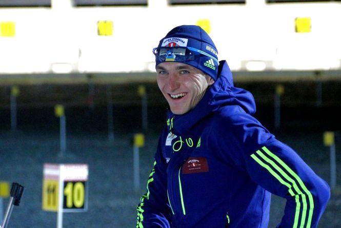Дмитро Підручний посів шосте місце на Кубку світу з біатлону