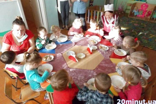 Апетит у міськради виріс: на одну дитину в садку вже потрібно 1258 грн