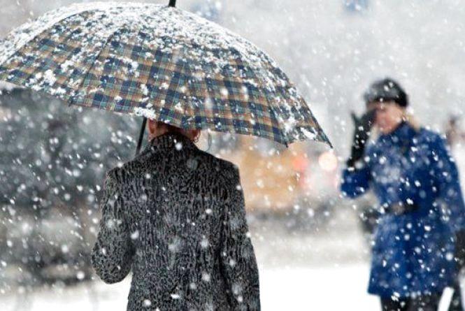 Погода в Тернополі на 16 грудня: сніг, -3