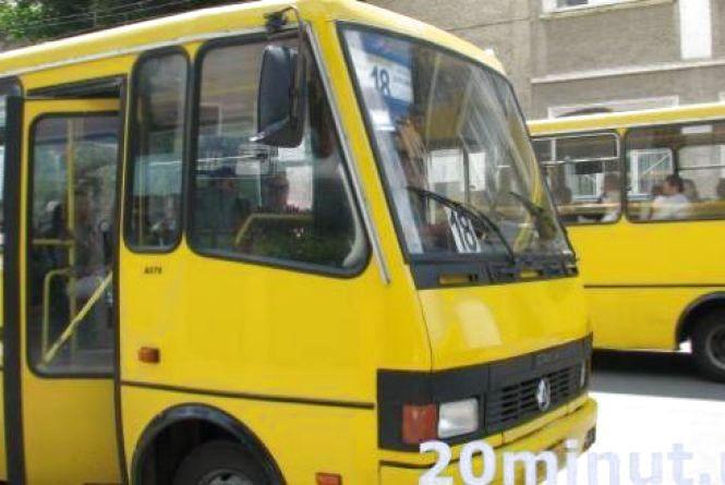 Тернополянин просить створити спеціальну службу, яка контролюватиме маршрутки