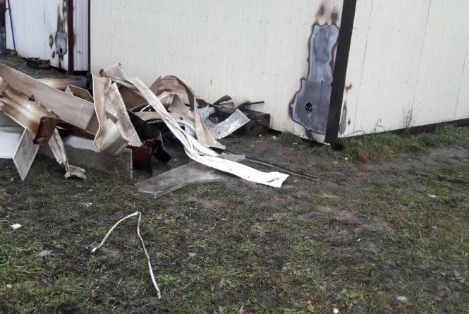 У Тернополі підпалили магазин «Карамелька»: збитків на 100 тисяч
