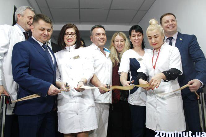 В Тернополі відкрили Центр політравми за 7 мільйонів гривень