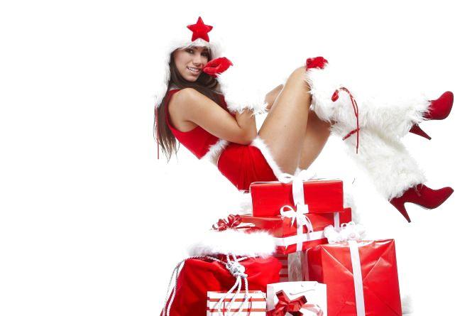 Новий рік удвох: з рольовими іграми та в сексі-костюмах