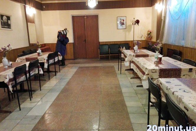 У Тернополі є соціальна їдальня для потребуючих людей