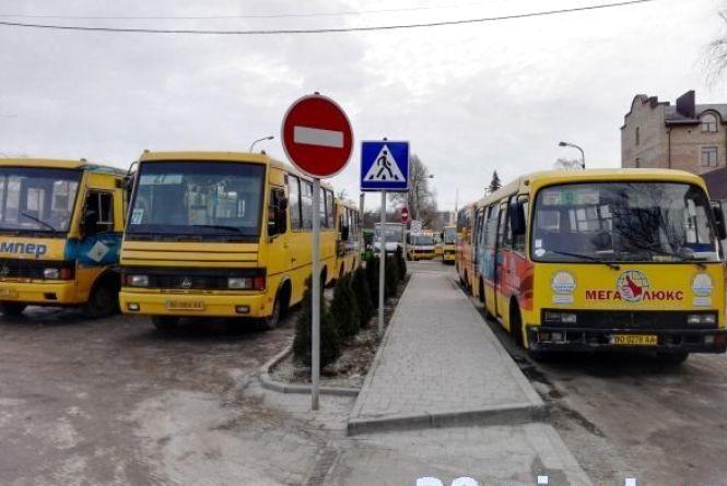 Що буде з маршрутками в Тернополі? Про що домовляються водії та чиновники? (запис відео)