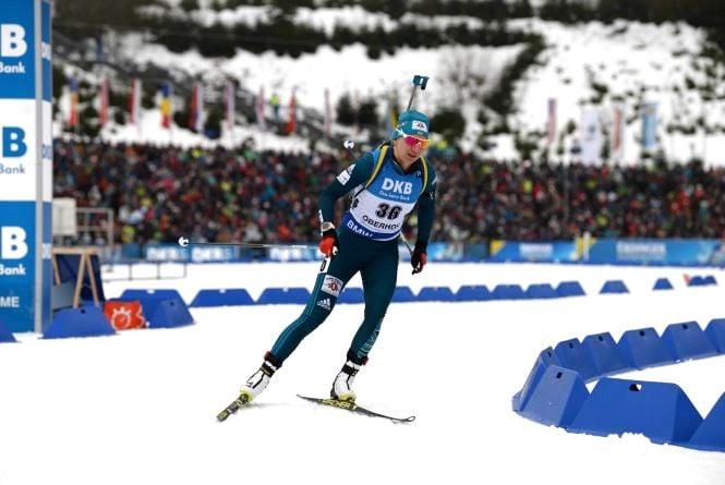 Олена Підгрушна не змогла завершити гонку на Кубку світу