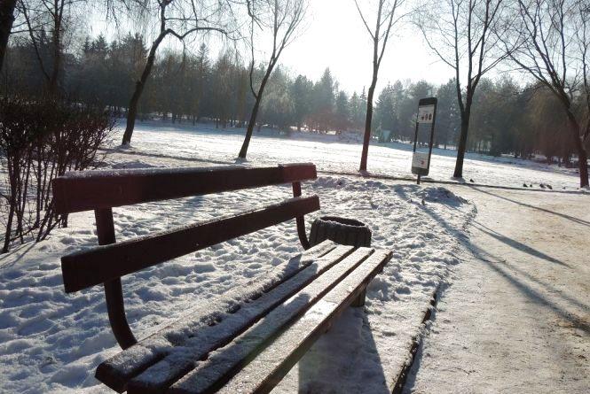 Антициклон Крістіан приніс в Україну сонце і мороз