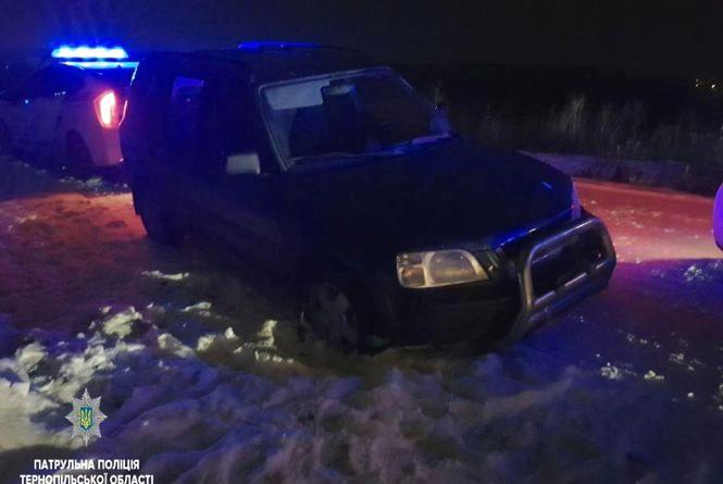У центрі Тернополя п'яний водій на позашляховику почав тікати від копів