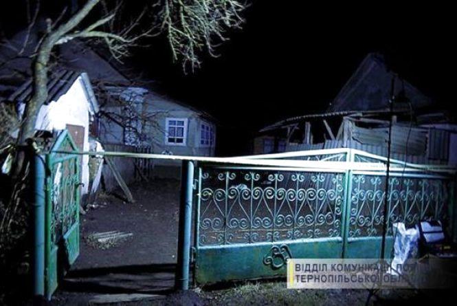 Жорстоке подвійне вбивство на Тернопільщині: 29-річний контрактник позбавив життя бабусі і тітки