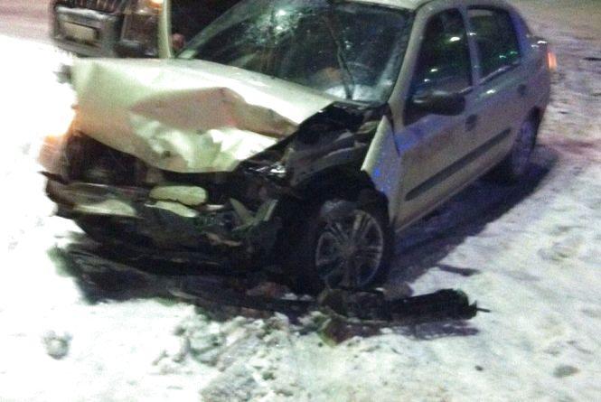 """У ДТП біля """"Орнави"""" постраждало двоє пасажирів"""