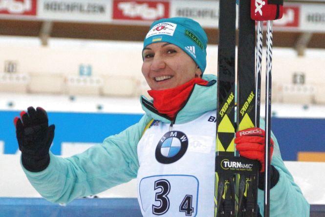 Олена Підгрушна не буде завершувати кар'єру після Олімпійських ігор