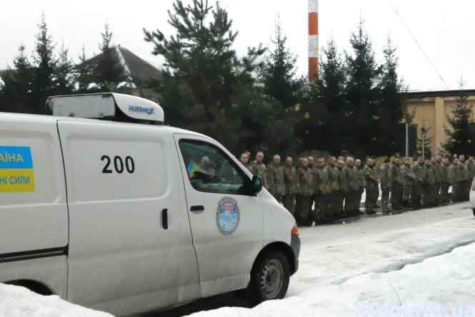У Тернополі попрощалися з бійцем, який помер після операції у Харківському шпиталі (оновлено)