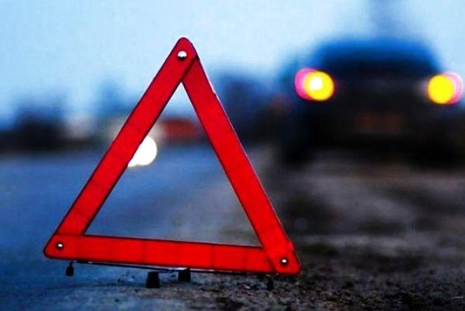 На Збаразькій водій збив жінку і втік. Поліція розшукує втікача
