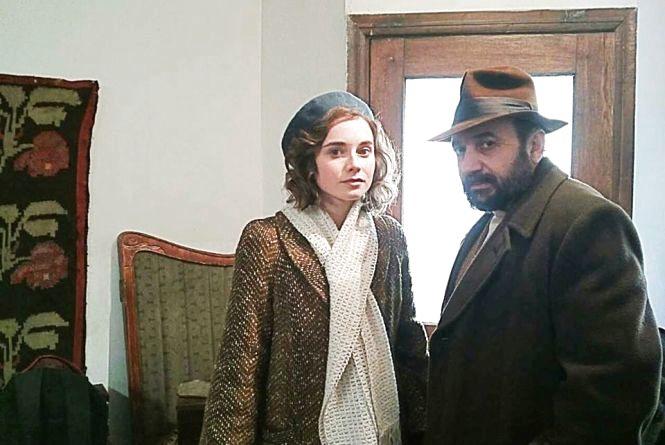 Двоє професійних тернопільських акторів знімаються у фільмі «Червоний. Без лінії фронту»