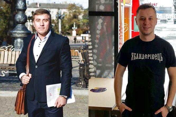 У міськраді привітали двох нових депутатів