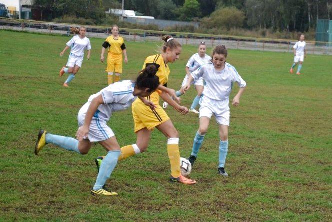 На початку квітня у Тернополі відбудеться футбольний чемпіонат серед дівчат