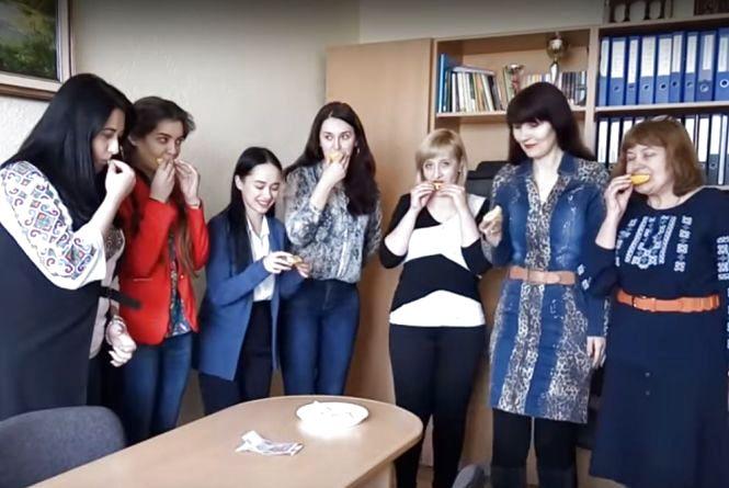 Викладачі та студенти ТНПУ активно долучаються до цитрусового виклику