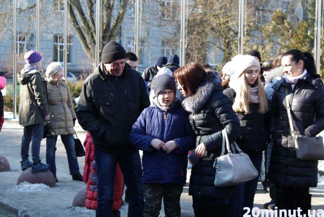 Пів сотні дітей загиблих та полонених АТОвців з Тернопільщини поїхали на відпочинок у Славське