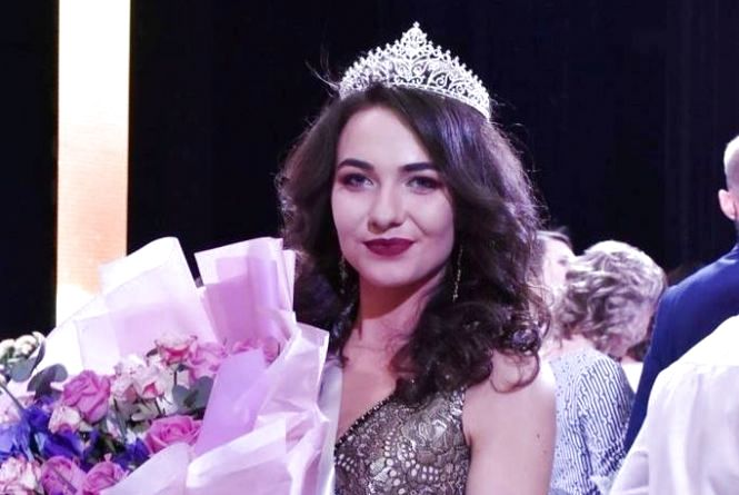 Титул найкрасивішої студентки ТДМУ отримала Катерина Бігуняк