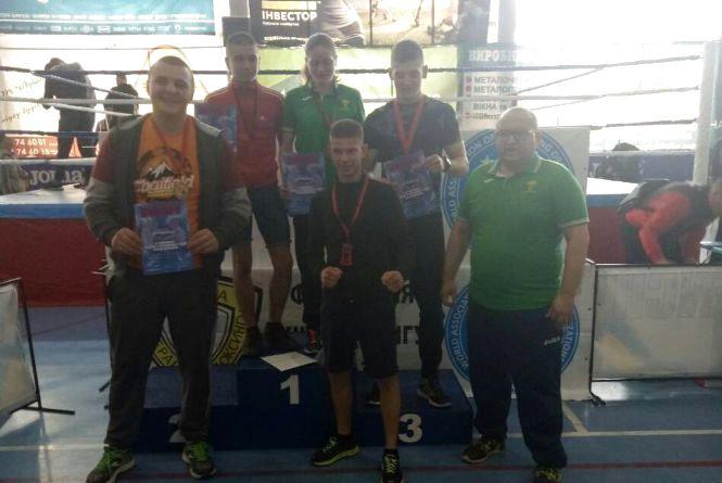 Тернополяни перемогли на чемпіонаті України з кікбоксингу