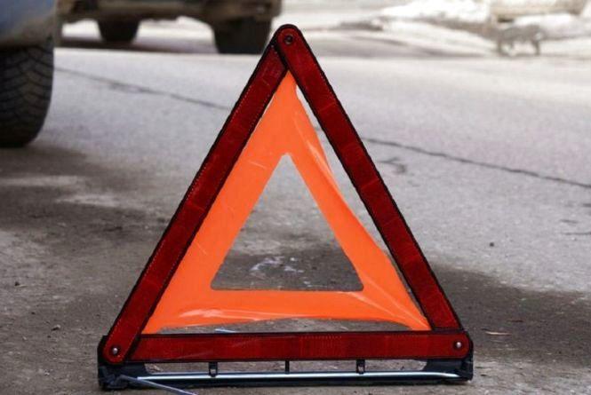 У аваріях на Тернопільщині постраждало четверо людей