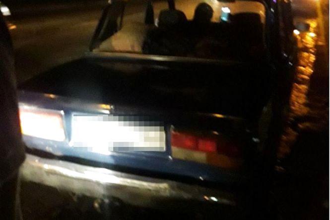 """У центрі Тернополя зупинили п'яного таксиста, який проїхав на """"червоне"""""""