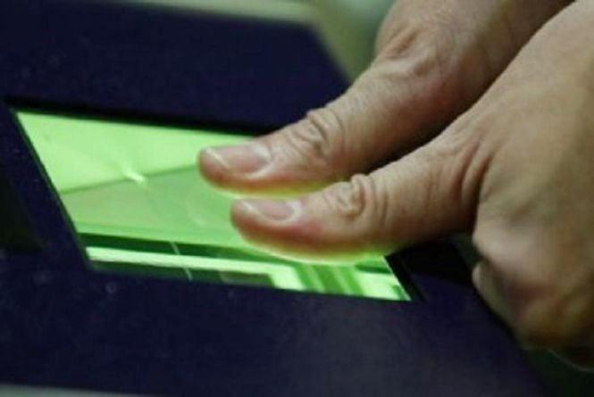 Чи отримаєте біометричний паспорт, якщо відбитки пальців здати неможливо