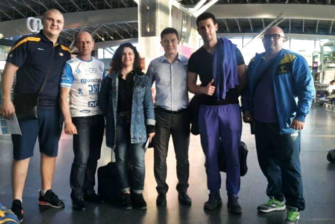 Тернополянин битиметься на професійному турнірі у Азербайджані
