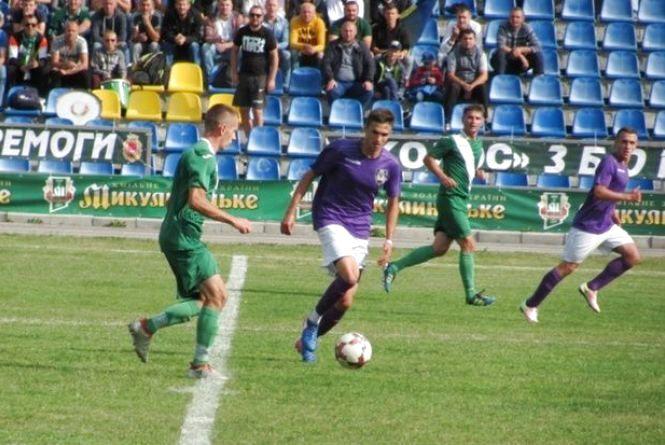 Десять футбольних команд розпочали боротьбу у Кубку Тернопілля