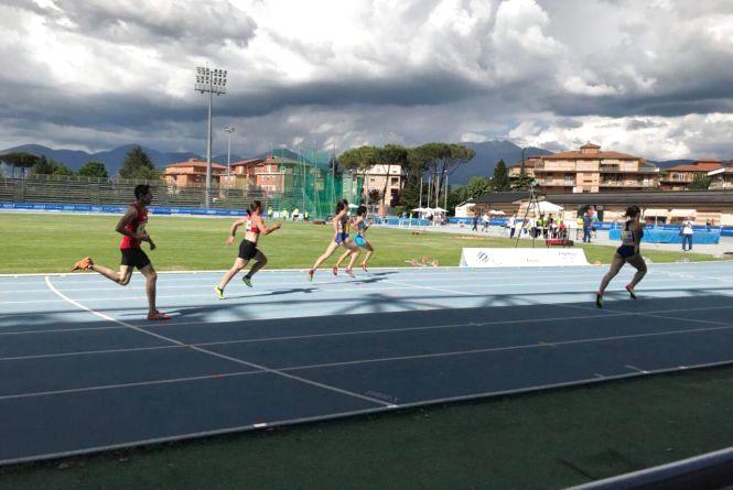 Тернополянка перемогла на Міжнародному турнірі з легкої атлетики у Італії