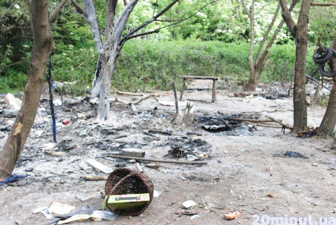 Роми з двох таборів, які були у Березовиці, поїхали у невідомому напрямку