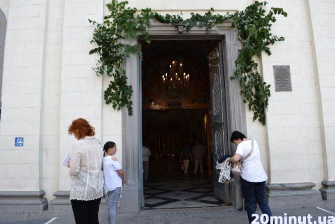 Як тернополяни святкують Зелені свята