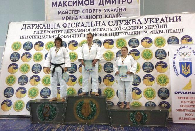 Тернопільські дзюдоїсти здобули три медалі на Всеукраїнських змаганнях
