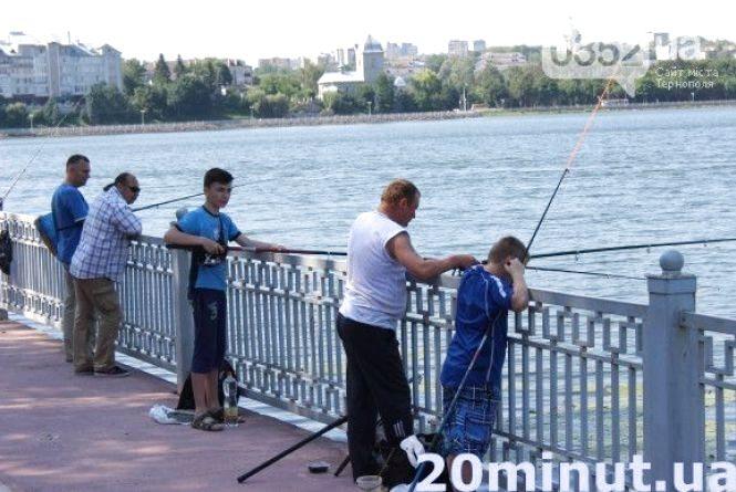 "На ""Рибальських посиденьках"" обіцяють смачну юшку та конкурси"