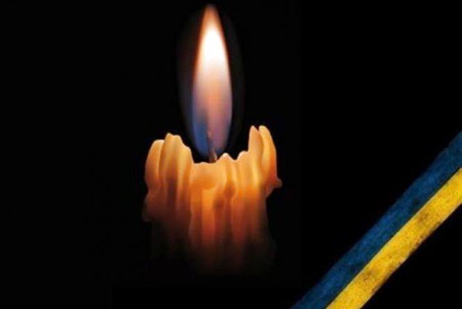 У Ланівцях поховали бійця Михайла Марчука, який помер від раку