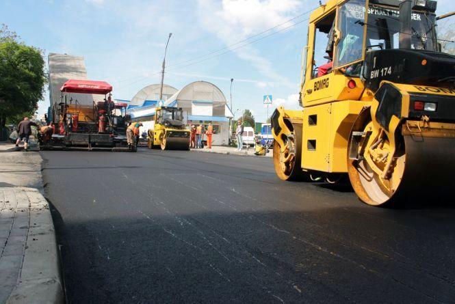 У Тернополі на ремонт дороги перекриють вулиці Чорновола та Стадникової