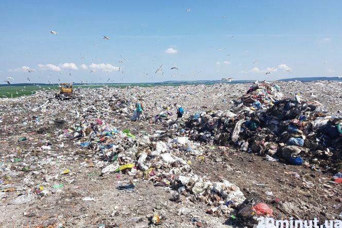 Чи загрожує Тернополю «сміттєвий колапс» та куди везтимуть відходи навколишні села? (ставте питання)